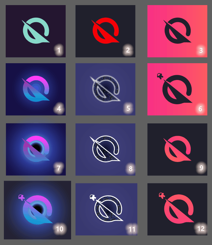 零重力Logo