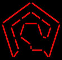 十二面体中的哈密顿回路