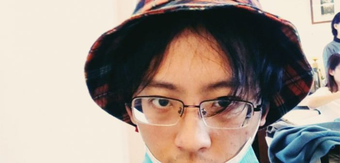 专访科幻作者笠原JunE