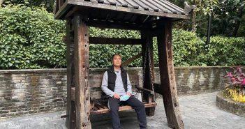 科幻活动家:刘稹武