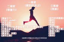 玩酷青年X零重力科幻【跑酷】征文获奖信息